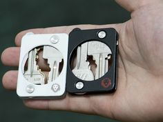 KeyPack - The revolutionary EDC (everyday carry) compact key carrying system. Slim enough to fit in almost any pocket.