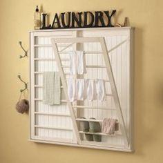 Cool Drying Rack for Laundry Room http://cn1.kaboodle.com/hi/img/2/0/0/35/e/AAAAApHGbdEAAAAAADXg8g.jpg%3Fv%3D1172583805000