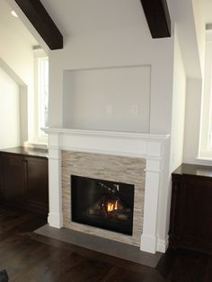 Image detail for -Around Fireplace Tile Design, Pictures, Remodel, Decor and Ideas