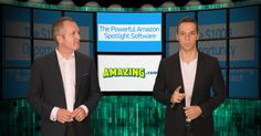 NEW Amazon software shows behind the curtain    Matt & Jason just announced they're GIVING AWAY a powerful new software tool called Profit Spotlight 3.0 that scans hundreds of thousands of products on Amazon to find the HOTTEST opportunities RIGHT NOW.