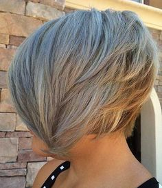 Outstanding Graduated Bob Hairstyles   Bob Hairstyles 2015 - Short Hairstyles for Women