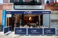 Psari Greek Seafood Restaurant in Astoria, Queens.