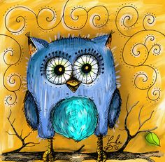 oil painted owl to children room Yellow Pillows, Owls, Kids Room, Paintings, Children, Art, Young Children, Art Background, Room Kids