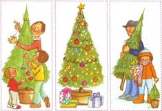 Sequencing Pictures, Sequencing Cards, Story Sequencing, Sequencing Activities, Preschool Learning Activities, Noel Christmas, Simple Christmas, Christmas Crafts, Picture Comprehension