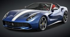New Ferrari F60 America is a Roofless 730HP F12berlinetta for US