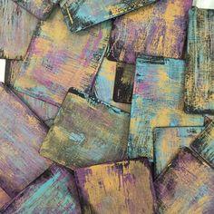 Mixed-media art ideas   Seth Apter, ClothPaperScissors.com