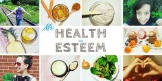 Ms. Health-Esteem - Healthy Diet + Lifestyle Tips