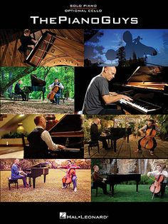 The Piano Guys Tour  at the Portland Zoo July 29, 2016