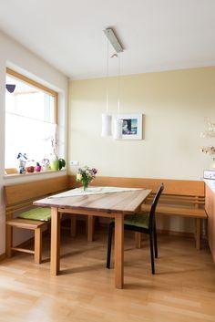 28 fantastiche immagini su Panca per cucina | Dinning table, Corner ...