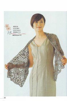 Hand Workshop - Spring Crochet instance - ladies wind - brilliant - I feel story