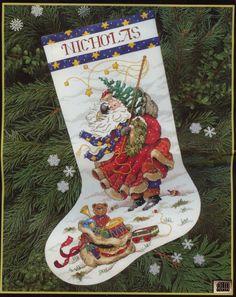 galleryru 1 22 iannad x mas cross stitchcross stitch christmas stockingscross