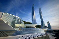 [ Megapost] Las 10 ciudades del Futuro - Identi