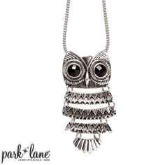 Park Lane Jewelry Hooty Necklace!  http://www.jewelsbyparklane.com/field/gpetropoulospapa