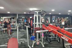IMG-1 Noticias Gym Equipment, Burn 100 Calories, Gym Training, Goal Body, Squats, Workout Equipment