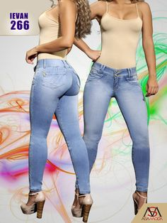 Jeans Push Up/details Denim Woman Sexy Jeans, Jeans Fit, Jeans Style, Skinny Jeans, Sexy Outfits, Cool Outfits, Girls Jeans, Curvy Fashion, Home Design