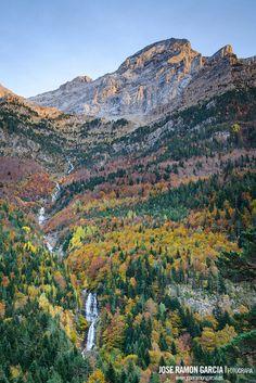 Valle Bujaruelo Huesca   Spain