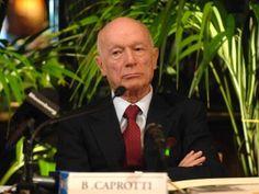 Morto il fondatore di esselunga Bernardo Caprotti - ATTORI ATTRICI MUSICISTI PERSONAGGI CELEBRI MORTI- DEAD