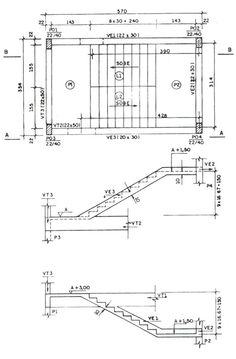 Steel Stair Details Drawings #stairs Pinned by www.modlar