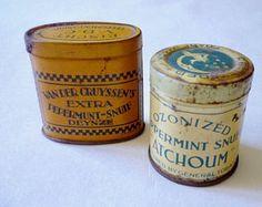 Retro Tabak Keukens : Vintage tin vintage tabak tin: godfrey phillips grand gesneden 1