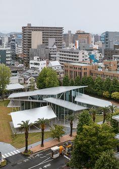 Sala Multiusos Junko Fukutake SANAA