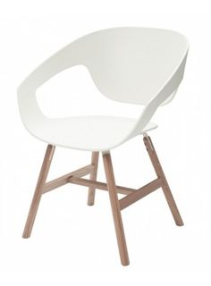 Armchair Casamania Vad Wood design Luca Nichetto