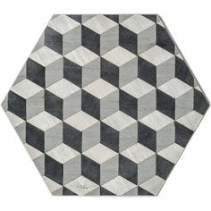 4 Yellow Placemats Grey Hexagon Placemat Art Deco tablemats Vintage... ($40) ❤ liked on Polyvore featuring home, kitchen & dining, table linens, heat-resistant placemats, yellow table linens, yellow place mats, yellow placemats and grey table mats