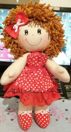 PDF cloth doll pattern Tutorial doll is 27 cm / 10 in Doll body Cloth Doll Pattern PDF Sewing Tutorial Soft Doll Pattern DIY pdf pattern Doll Sewing Patterns, Sewing Toys, Doll Clothes Patterns, Doll Crafts, Diy Doll, Doll Face Paint, Pretty Dolls, Doll Hair, Soft Dolls