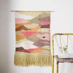 Another sweet colour tapestry! Looooove!