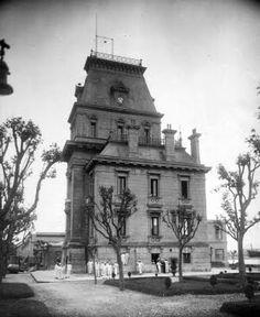 Arquitectos Franceses en Argentina: Catálogo on line de sus obras: -MITRE EMILIO - INGENIERO Y DUPARC (STANISLAS) GUSTAV -ARQUITECTO