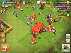 """Category: Offense """" Your troops are stationed in Army Camps. Build more camps and upgrade them to muster a powerful army. Clash Of Clans Army, Clash Of Clans Levels, Clash Of Clans Troops, Clash Of Clans Attacks, Clash Of Clans Hack, Clash Of Clans Upgrades, Clash Of Clans Gameplay, Clan Castle, Barbarian King"""