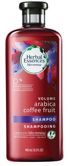 What it is: Herbal Essences Arabica Coffee Fruit Volume Shampoo ($6)  Why you need it: This is just one of ...