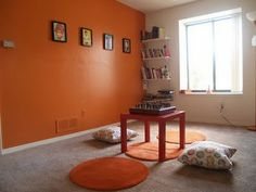 Paramount accent wall color ideas in the room - HOME DESIGN ADVISOR