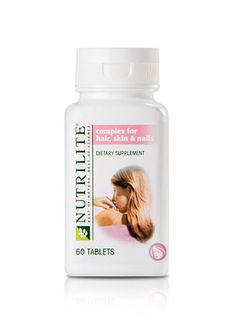 How I finally got my hair healthy again after bleaching it AND got my nails to grow - NUTRILITE® Complex for Hair, Skin and Nails ... aka miracle worker!