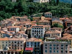 located in the historical centre Lake Como Italy, Centre, Mansions, House Styles, Mansion Houses, Mansion, Palaces, Villas, Villa