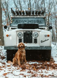 Adventure - here we come!