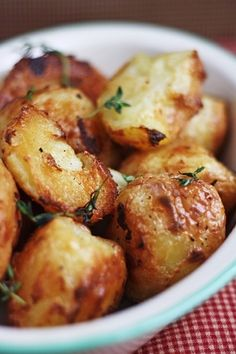 Cream Baked Roast Potatoes | 21 Potato Recipes That Will Ruin You For Anything Else