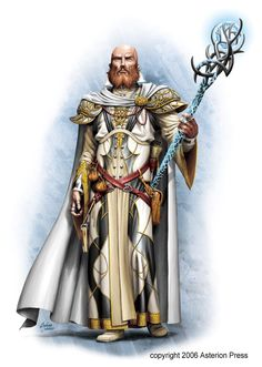 Male Human Wizard