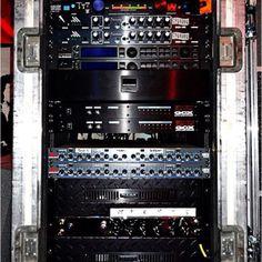 Kirk Hammett's rig