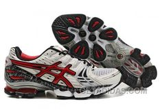 Buy Mens Asics White Red Black Running Shoes Gel Kinsei 2 Find Asics from  Reliable Mens Asics White Red Black Running Shoes Gel Kinsei 2 Find Asics  ...