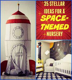 Tanto para futuros astronautas quanto para pequenos marcianos.