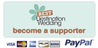 BEST destination wedding planning blog EVER!  It was my bible and lifesaver!