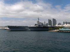 Navy Pier, San Diego, California