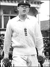 1975 David Steele - Cricket