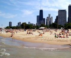 I don't have any pictures of my childhood home, and I remember moving around a lot. But Chicago is my city of birth and the city that raised me. I spent most of my days with my mom here, on North Avenue Beach :) #uncommon #contest