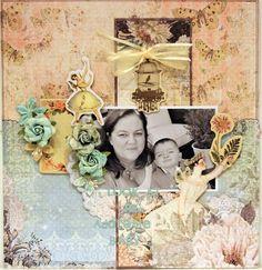 LOOK AT MY ADORABLE BABY ***MY CREATIVE SCRAPBOOK*** - Scrapbook.com