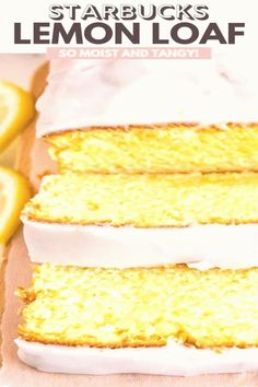 Lemon Loaf Recipe This moist Lemon Cake Recipe is fluffy tangy and so easy to make from scratch E Cake Recipes From Scratch, Loaf Recipes, Pound Cake Recipes, Easy Cake Recipes, Lemon Cake From Scratch, Lemon Cake Recipes, Recipes With Lemon, Easy Loaf Cake Recipe, Cheese Recipes