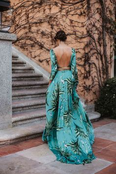 Crazy Outfits, Chic Outfits, Kimono Fashion, Fashion Dresses, Beautiful Dresses, Nice Dresses, Fiesta Outfit, Tropical Outfit, Ankara Gown Styles