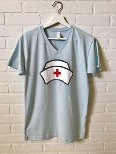Nurse Hat Tee