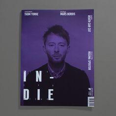 INDIE magazine on Pantone Canvas Gallery
