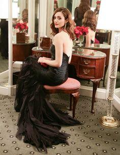 55 Times Emmy Rossum Perfectly Pulled Off Feminine Style. #fashion #celebritystyle #emmyrossum